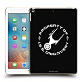 Official Star Trek Discovery I.S.S. Discovery Mirror Universe Hard Back Case for iPad 9.7 2017 iPad 9.7 2018