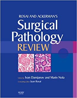 Rosai and Ackerman's Surgical Pathology Review: Amazon co uk