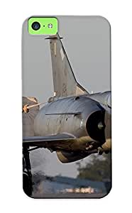 New Snap-on Resignmjwj Skin Case Cover Compatible With Iphone 5c- Aircraft Army Aack Dassault Fighter French Jet Military Mirageiii