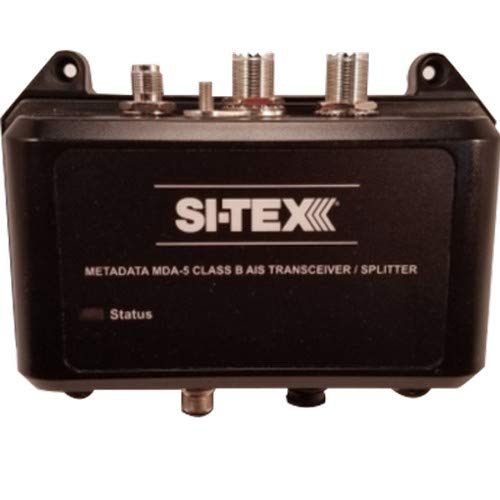 Amazon com: Si-Tex MDA-5 Class B AIS Transponder with