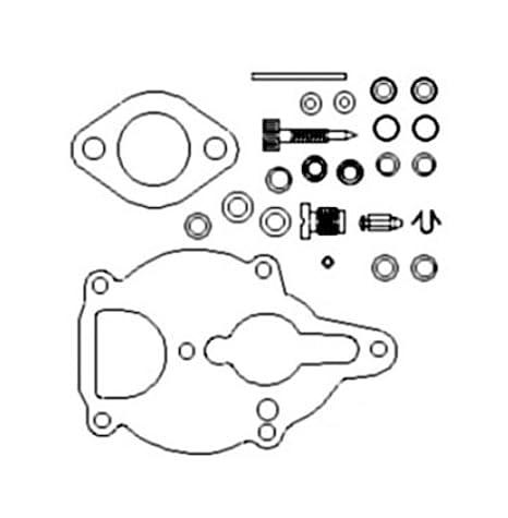 Amazon Com Rapartsinc Zck26 New Zenith Carburetor Kit Made For
