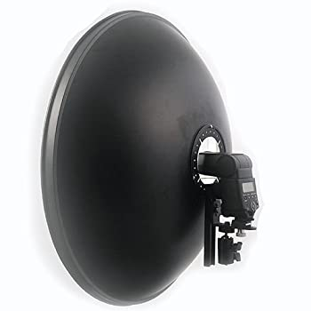 Ephoto A120bracket 16-inch Beauty Dish With Elastic Diffuser 0