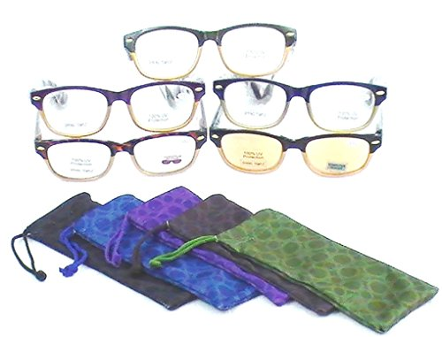 JOY Ultimate Jewelry for Your Eyes 10-piece SHADES Readers - Joy's Shades Readers