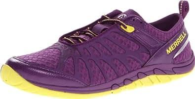 Merrell Women's Crush Glove Minimalist Cross-Training Shoe,Purple,11 M US