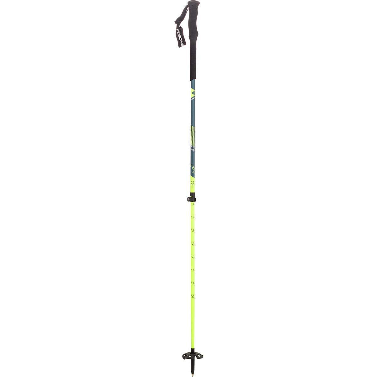 Fischer Transalp Vario スキーポール 1色 105-140cm