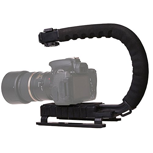 Halloween Costumes Youtube Video (Filming Gear Steady-Cam Self Filming Outdoor Action Shots Professional Camera Accessories Support Up to 5 Kg DSLR Camera or Camcorder Reporter Equipment XT-I7)