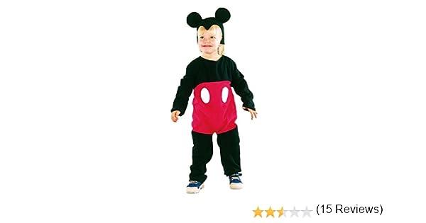 Ptit Clown P Tit Payaso – 82490 – Disfraz de niños – Ratón Negro ...