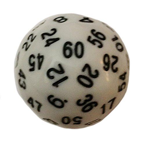 60 sided di - 4