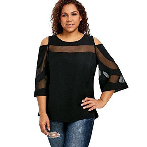 [XL-5XL] レディース Tシャツ 大きなサイズ ストラップレス ステッチング 長袖 トップス おしゃれ ゆったり カジュアル 人気 高品質 快適 薄手 ホット製品 通勤 通学