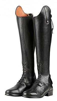 Dublin Holywell Tall Field Boots 10 Slim Regular Black