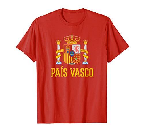 Pais Vasco, Spain - Spanish Espana T-shirt