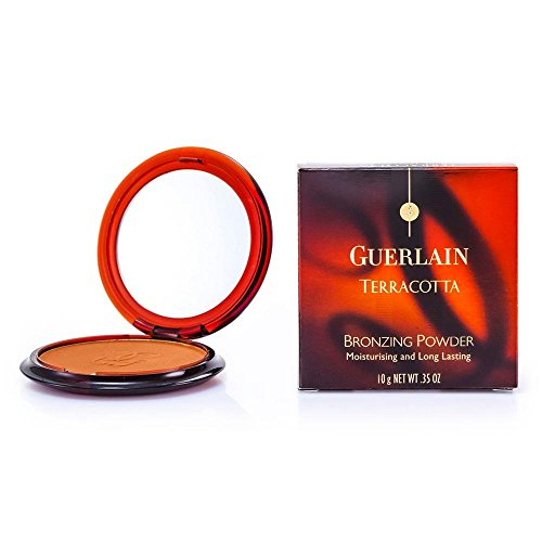 Guerlain Terracotta Bronzing Powder, No. 04, 0.35 Ounce