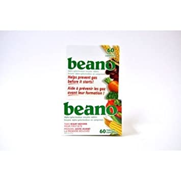 Beano Tablets Amazon Health Personal Care