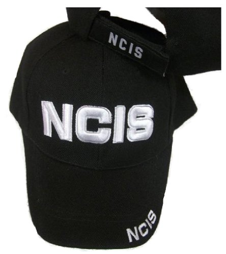 Sport Cap NCIS Naval Criminal Investigative Service Embroidered Hat Navy Marine Cap]()