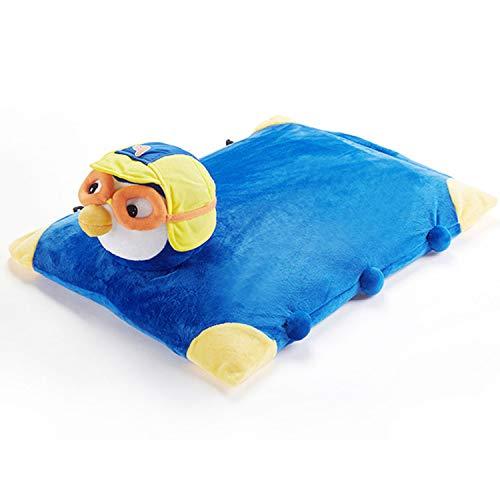 YXXHM- Natural Baby Latex Animal Pillow Cartoon Child Baby Toy Pillow60407cm