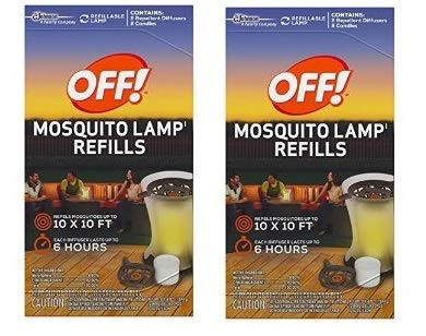 OFF! Mosquito Lamp Refills (2-Pack)