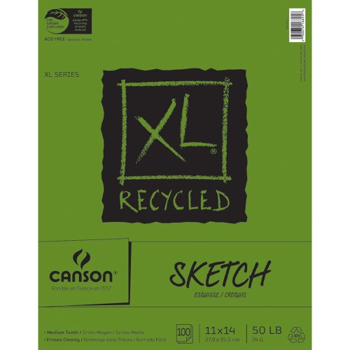 xl recycled drawing pads - 6