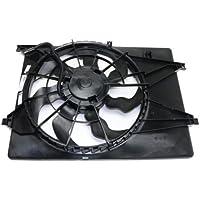 MAPM Premium SORENTO 16-17 RADIATOR FAN ASSEMBLY, Single Fan, 2.4L Eng.