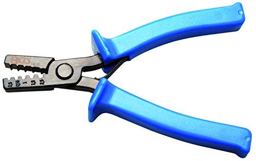 BGS Kabelschuh-Presszange für Aderendhülsen, 0,5-2,5 mm², 1428