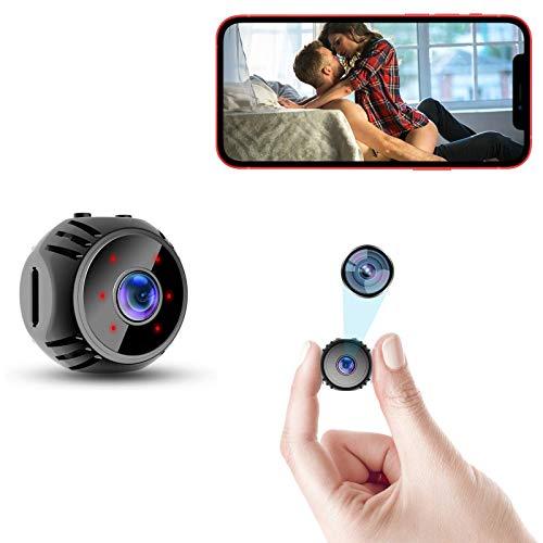 Mini Spy Camera WiFi Small
