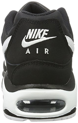 Grey Air Nero Command Max Scarpe White cool da Nike Black Ginnastica vxdqYv