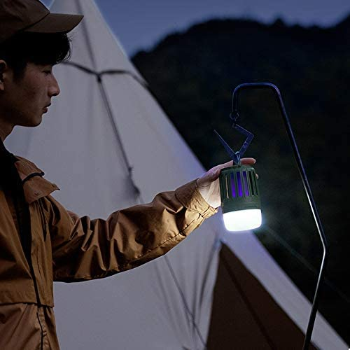 ZHANGXIAOYU Multifunktionale Moskitolampen-portable Zelt Licht Camping Camp Lichter