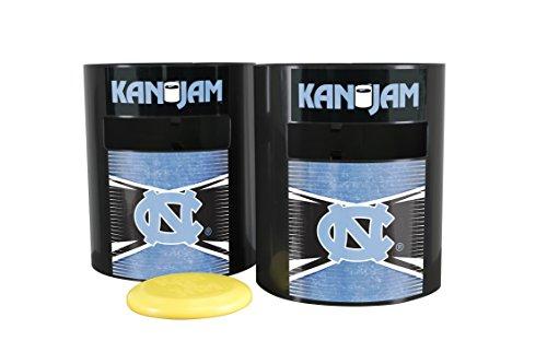 (Kan Jam NCAA North Carolina Tar Heels Disc Gamenorth Carolina Tar Heels Disc Game, Team Color, 11.875