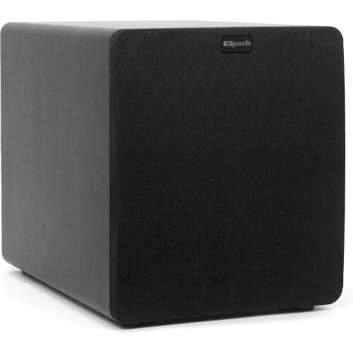 Klipsch SW-110 Black 10-inch 200 Watt Reference II Powered Subwoofer by Klipsch