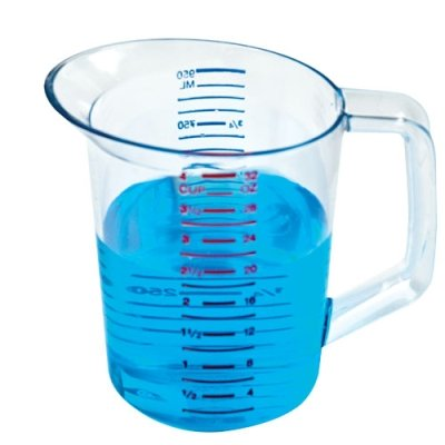 Bouncer 1 Quart Measuring Cup (1 (1 Quart Bouncer)
