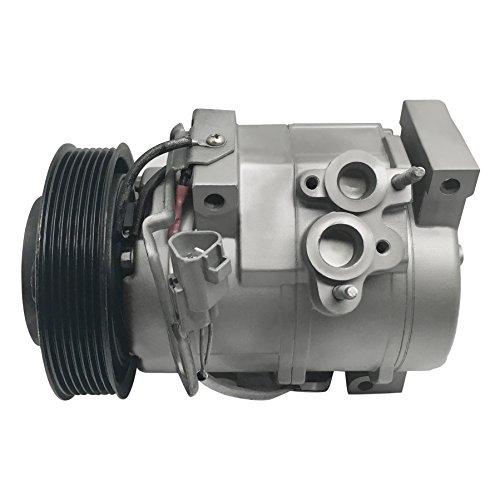 RYC Remanufactured AC Compressor and A/C Clutch GG388 ()