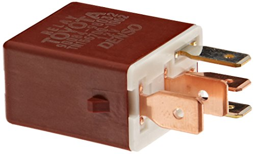 [Genuine Toyota (90084-98032) Relay] (Toyota Electric Plug In)