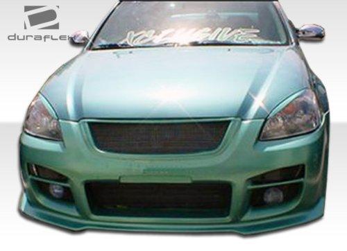 (Duraflex ED-YFH-039 R34 Front Bumper Cover - 1 Piece Body Kit - Compatible For Nissan Altima)