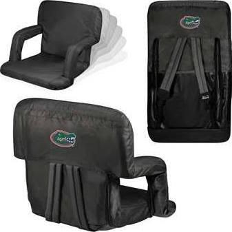 (NCAA Florida Gators Ventura Portable Reclining Seat,)