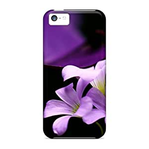 Faddish Phone Purple Mood Case For Iphone 5c / Perfect Case Cover