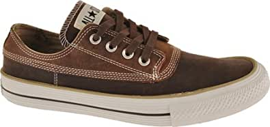 Converse Men's Chuck Taylor All Star Duck Boot Ox Casual Shoes,Chocolate/Monks Rove,4 M US