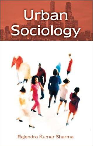 Urban Sociology Book
