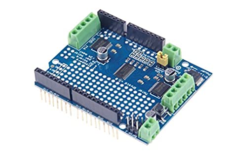 LM YN Motor Stepper Servo Robot Shield v2 with PWM Driver Shield For Arduino