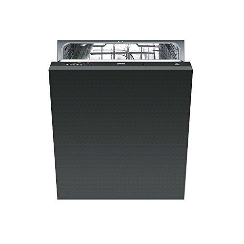 Smeg STE521 Totalmente integrado 12cubiertos A+ lavavajilla ...