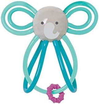 Manhattan Toy Elephant Sensory Teether
