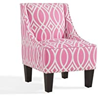 Better Homes and Gardens Kids Swoop Chair (Irongate Pink)