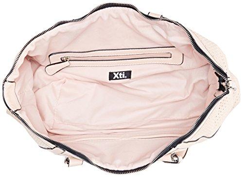 85930 43x31x15 Shopper L Rosa H x Mujer XTI x para Nude cm W pIfxxw1d