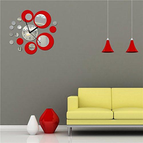 Relojes de pared modernos decoracion for Amazon decoracion pared