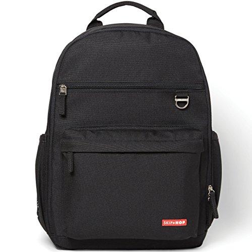 skip-hop-duo-signature-diaper-backpack-black