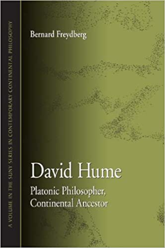 Torrent gratuit pour le téléchargement de livres David Hume: Platonic Philosopher, Continental Ancestor (SUNY series in Contemporary Continental Philosophy) B00851XABC PDF iBook PDB by Bernard Freydberg