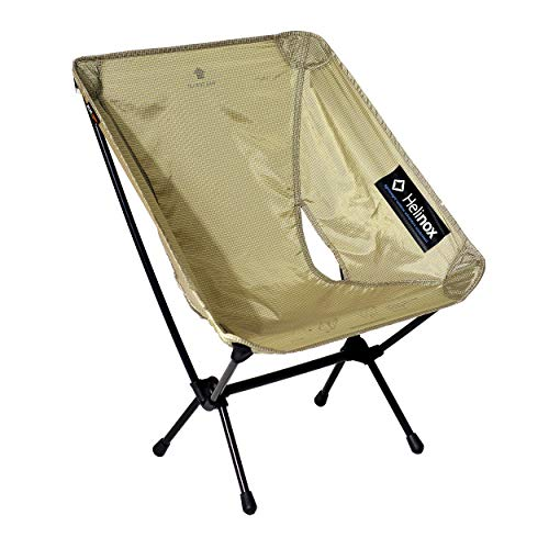 Helinox Chair Zero Ultralight Compact Camping Chair, Sand