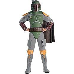Star Wars Boba Fett Deluxe Adult Costume Standard
