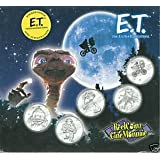 2002 E.T. The Extra-Terrestrial Movie ET RCM Coin Set