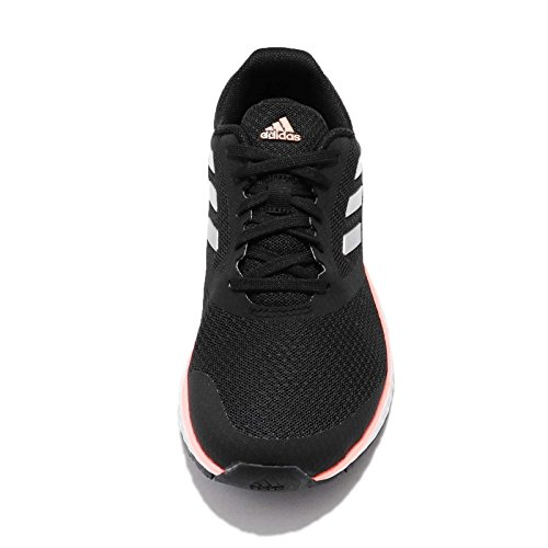 Adidas Donna Bordo Rc W, Cblack / Silvmt / Chacor, 8 Us