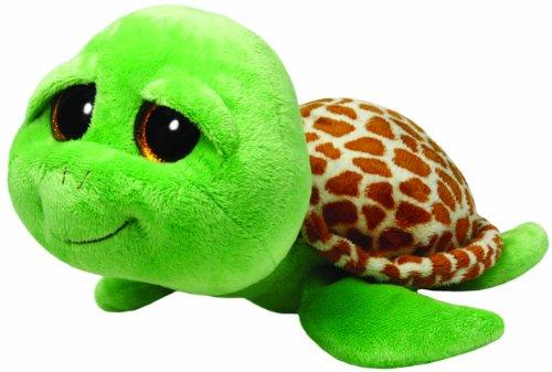 TY 7136989 - Zippy Buddy - Schildkröte, Large, 24 cm, grün
