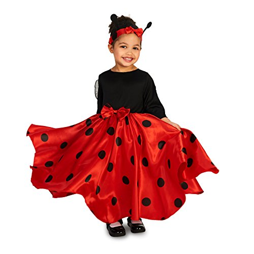 Leadtex - Lucky Ladybug Toddler Costume - 2-4T]()